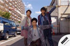 Riida, Sakurai and Aiba
