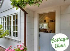 English Country Style Cottage in Carmel | hookedonhouses.net