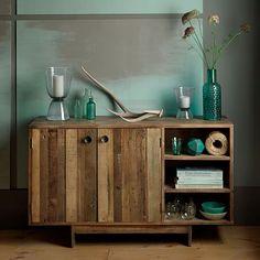 Emmerson™ Reclaimed Wood Buffet | west elm