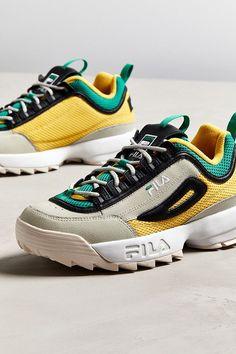 56 meilleures idées sur Fila | chaussures fila, chaussure mode ...