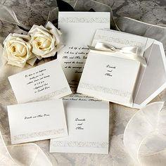 Conjunto de Convites de Casamento |10 dicas para escolher convites de casamento perfeitos