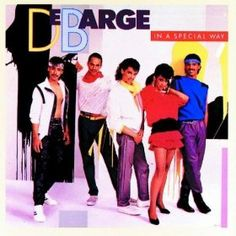 In A Special Way  DeBarge
