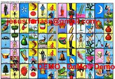 Loteria Mexicana Cartas Para Imprimir Painting, Printable Letters, Mexican, Greece, Lyrics, Painting Art, Paintings, Painted Canvas, Drawings