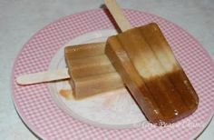 Vietnamese iced coffee pops, coffee on a stick mmm