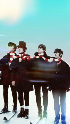 Lockscreens — The Beatles lockscreens