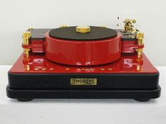 High end vintage audio audiophile Thorens Prestige Turntable  https://www.pinterest.com/0bvuc9ca1gm03at/