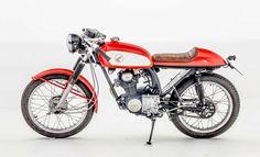 "REVERB MOTORCYCLES # 1970 Honda 125S1 ""The Tiddler"""