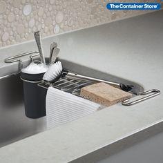 Rubber Sink Dish Mat Drainer Non Slip Protector Liner Anti-Slip Kitchen Wash RH