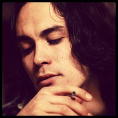 Brandon Lee during an interview on the set of The Crow. #brandonlee #thecrow #interviews #instagood #picoftheday #rare