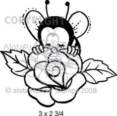 Alota Borracha Selos: Rose Marie Bug