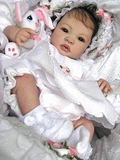 "Reborn Baby Doll Gorgeous ""Kendall"" Shyann by Aleina Peterson ~ Bb Reborn, Reborn Toddler Dolls, Silicone Reborn Babies, Silicone Baby Dolls, Newborn Baby Dolls, Reborn Baby Girl, Reborn Dolls, Real Looking Baby Dolls, Life Like Baby Dolls"
