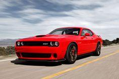 """Der neue Dodge Challenger """"Hellcat"""" - ein brachiales Auto"""