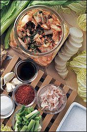 "Kimchi - It IS like ""cabbage crack!""  LOL"