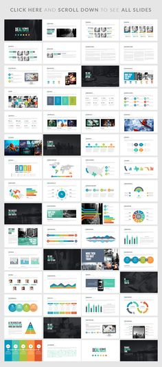 Deal | Powerpoint Presentation by Zacomic Studios on Creative Market