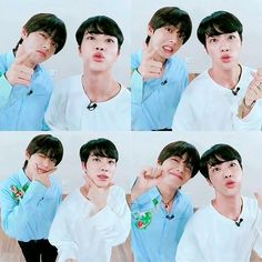 Read from the story ↪Taejin- Imagenes↩ by (𝓐𝓻𝓽𝓮𝓶𝓲𝓼) with reads. Master Chef, Foto Bts, Seokjin, Jikook, Otp, Taehyung, V And Jin, Romance, Bts J Hope