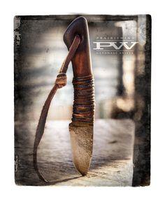 Prairiewind Custom Hand Forged Knives – Custom Hand Forged Knives and Rustic Leather Sheaths Small Pocket Knives, Best Pocket Knife, Cool Knives, Knives And Swords, Fantasy Katana, Hand Forged Knife, Neck Knife, Bushcraft Knives, Handmade Knives