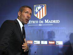 Diego Simeone...Coach
