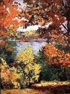 """""""Autumn Splendor"""" - Amanda Dunbar"""