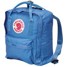Fjallraven - Kanken Mini Classic Backpack for Everyday Popular Backpacks, Kids Backpacks, School Backpacks, Small Backpack, Mini Backpack, Kanken Mini, Vikings, Safari, Kids Bags