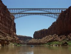 Navajo Bridge, Marble Canyon, AZ