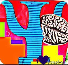 Collage psique cerebro