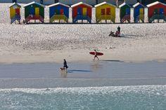 Muizenberg Beach - South Africa