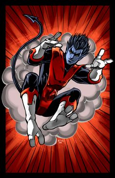 nightcrawler x-men | Who's in Your Five-Member X-Men Team? 13