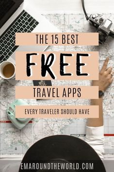 The Best Free Apps Every Traveler Needs For Their Next Trip Taking a vacation? Check out our handpicked list of the best free travel apps every traveler needs before setting off on their next adventure. Best Travel Apps, Free Travel, Cheap Travel, Budget Travel, Best Travel Gifts, Mens Travel, Travel Advice, Travel Guides, Travel Hacks
