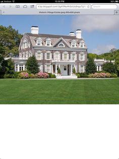 Mitchell- Hampton Style remodel: east Hampton