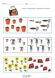 Splat adore jardiner : trouver la collection qui a le plus de … – MC en maternelle