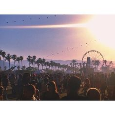 Coachella #music #festival I don't care if this is typical. I want to go soo so bad.