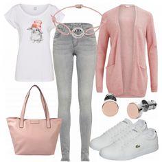 Lena Damen Outfit - Komplettes Freizeit Outfit günstig kaufen | FrauenOutfits.de