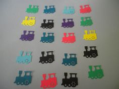 50 Trains by ang744 on Etsy, $2.00