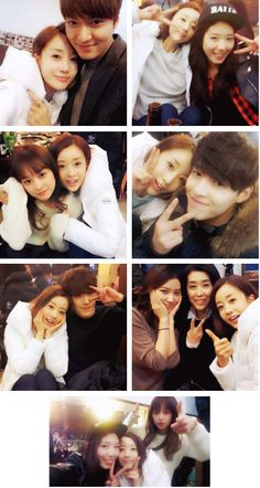 The Heirs Cast at the Wrap Party 121313 ♡ #Kdrama // The #HEIRS