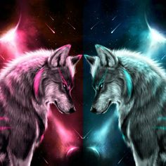 Madara Wallpaper, Lion Wallpaper, Unicorn Pictures, Wolf Pictures, Cute Animal Drawings Kawaii, Cute Drawings, Galaxy Wolf, Shadow Wolf, Wolf Spirit Animal