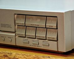 Vintage audio cd player collection. Discover the c… - http://www.eeshops.net/