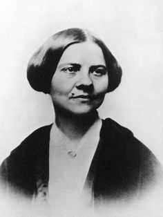 Abolitionist Lucy Stone, b. 1818. After becoming one of the nation's first women to graduate from college, Stone joined the American Anti-Slavery Society. During the Civil War, she advocated emancipation for the slaves. Stone spoke at political events around the country. In 1869, she co-founded the American Woman Suffrage Society. The following year, she was one of two female delegates to the Massachusetts Republican state convention.