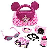 Minnie Mouse Popstar Purse Play Set