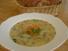 Main Meals, Cheeseburger Chowder, Food Inspiration, Supe, Dinner, Czech Republic, Cooking, Recipes, Dining