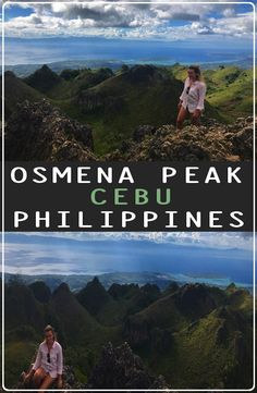 Osmena Peak is on the island of Cebu in the Philippines. It is the highest mountain in Cebu standing metres. Cebu, Philippines, To Go, Bucket, Island, Mountains, Pictures, Travel, Block Island