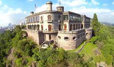 """Museo Nacional de Historia """"Castillo de Chapultepec"""""""