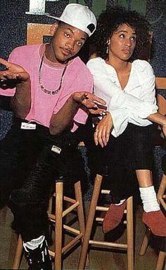 """ Fresh Prince of Bel-Air "" 80s And 90s Fashion, Hip Hop Fashion, School Fashion, Fresh Prince, Cher Horowitz, Willian Smith, Prinz Von Bel Air, Karyn Parsons, Looks Hip Hop"