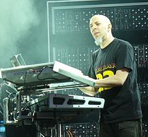 Jordan Rudess (born Jordan Charles Rudes on November 4, 1956) is an American keyboardist best known as a member of the progressive metal band Dream Theater and the progressive rock supergroup Liquid Tension Experiment.  More...