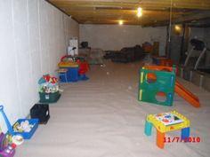 unfinished basement decorating unfinished basements