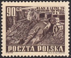 10 Year Plan, 10 Years, Poland, Stamps, How To Plan, Europe, Postage Stamps, Seals, Stamp