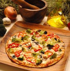 ¿Sabías qué? Las mujeres son dos veces más propensas que los hombres para pedir verduras en la pizza.