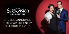 The UK Eurovision Entry Has Been Announced.  Say Hello to Electro Velvet.