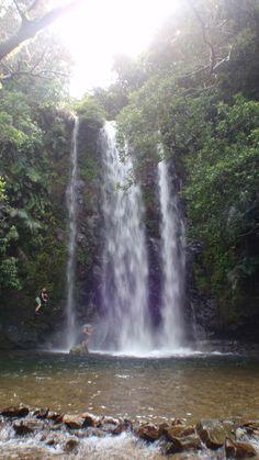 Tadake Falls Okinawa