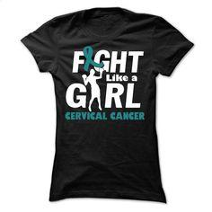 Cervical cancer awareness T Shirt, Hoodie, Sweatshirts - cheap t shirts #hoodie #fashion
