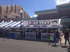 Pork Tent